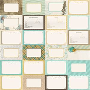 Picture of Miracles and Milestones by Katie Pertiet Designer Journal Cards - Set 25